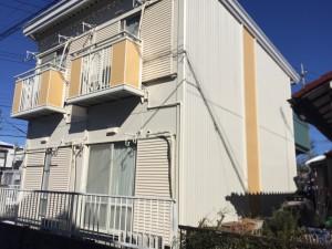 国立市外壁屋根塗装施工後