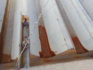 国立市外壁屋根塗装工事施工前
