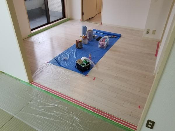 板橋区 マンション改修工事