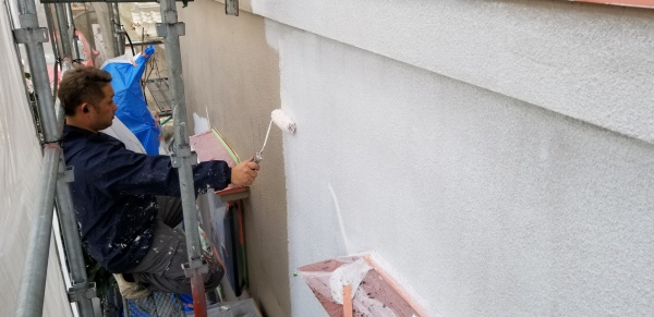 三鷹市 A様邸 外壁&屋根塗装工事