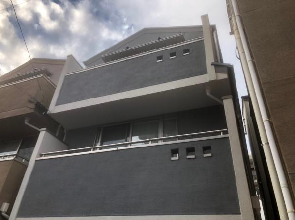 大田区 K様邸 外壁・屋根塗装工事