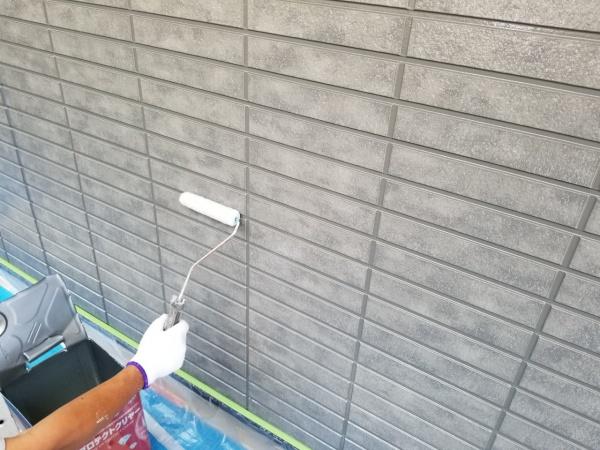 三鷹市 Sガーデン 外壁屋根塗装工事