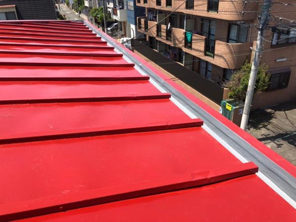 国立市 S・I荘 外壁屋根塗装工事