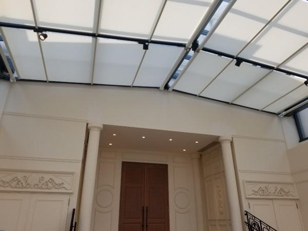 江東区 有名某結婚式場 内部塗装工事