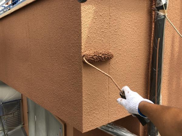 中野区 F様邸 外壁・屋根塗装・バルコニー防水工事