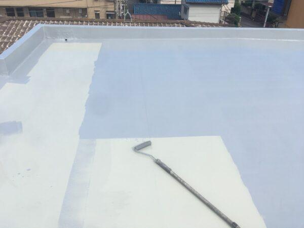 千葉県八千代市 E・Wマンション 屋上防水工事