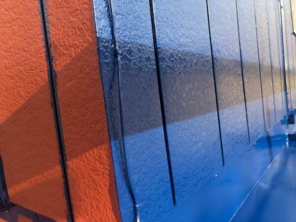 神奈川県相模原市 ㈱K輸送相模原支店 改修工事 外壁塗装編