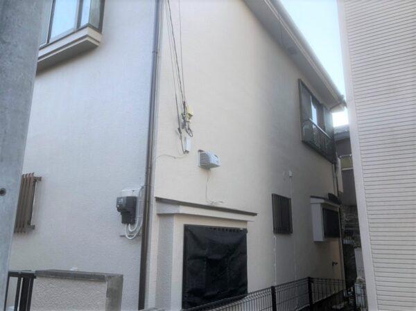 東京都小金井市H・I戸建 外壁・屋根塗装工事